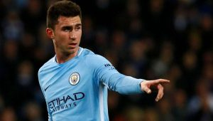 Officiel : Manchester City prolonge Aymeric Laporte