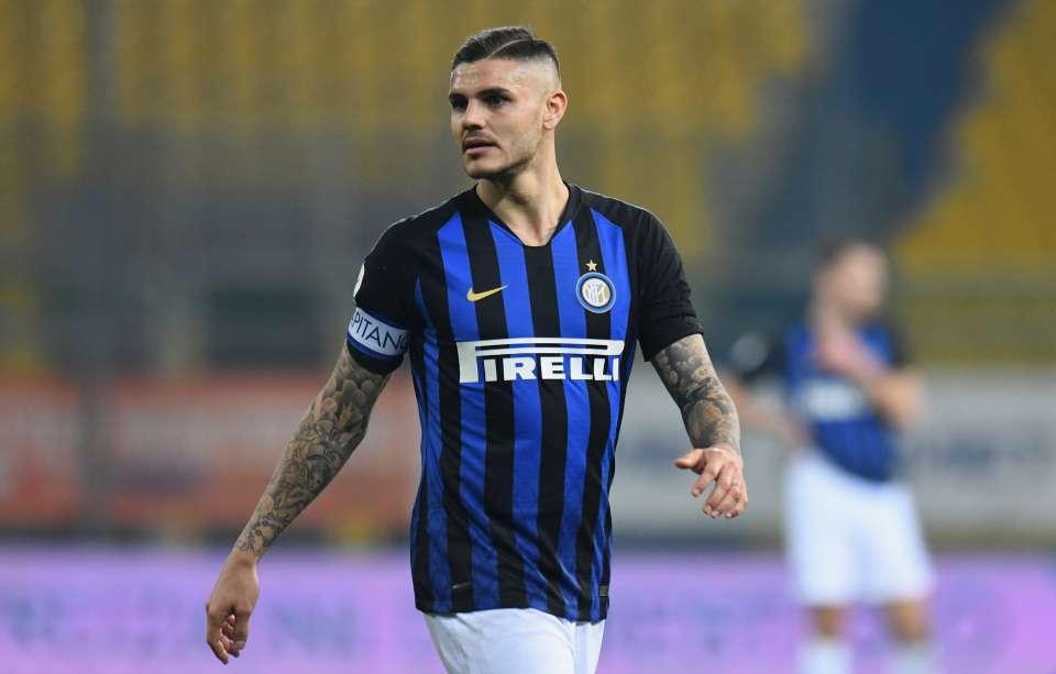 Clash entre l'Inter et Mauro Icardi !