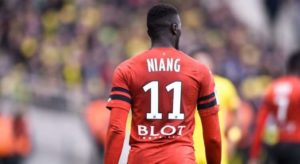 OM : une formation anglaise se renseigne sur M'Baye Niang