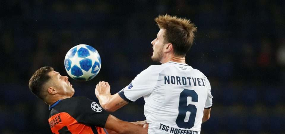 Officiel : Fulham recrute Nordtveit à défaut de Sabaly