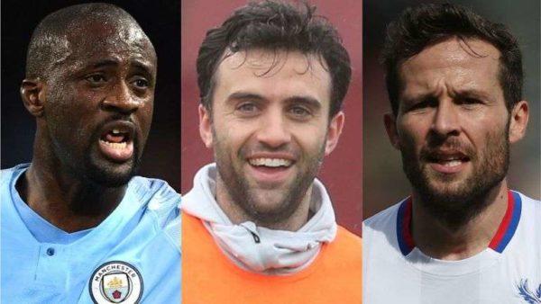 Le top 5 des joueurs sans contrat