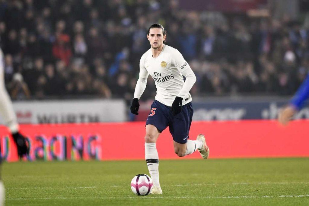 Rabiot pourrait rejoindre Madrid !