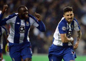 L'Inter Milan a supervisé deux joueurs du FC Porto