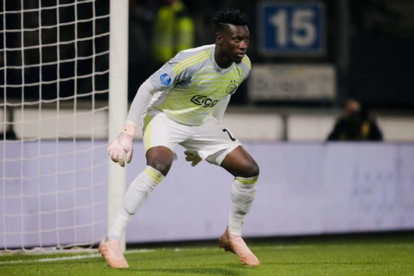 Ajax : une offre de 35M€ à venir pour André Onana ?