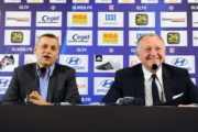 OL : Aulas défend Genesio et tance les supporters