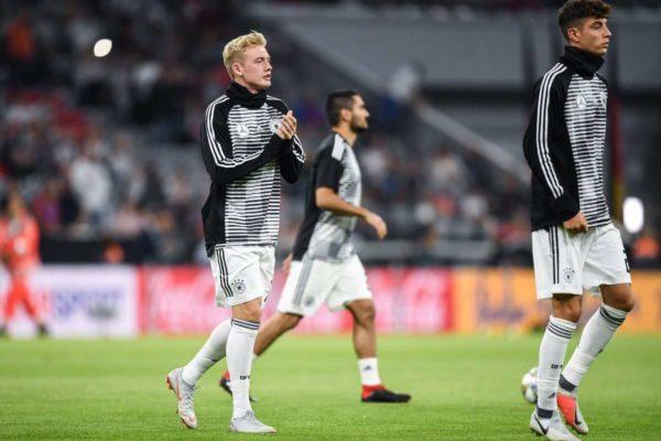 Liverpool et Dortmund avancent pour Julian Brandt