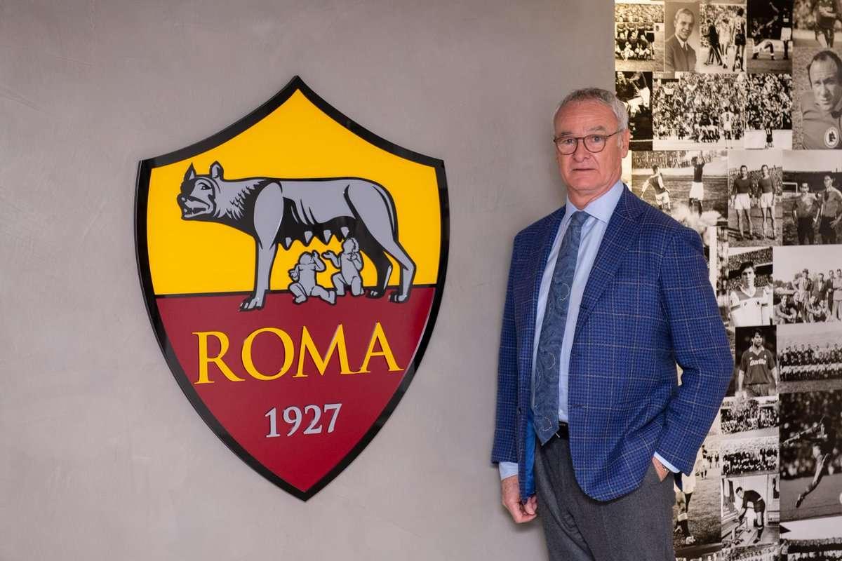 Officiel : Claudio Ranieri entraîneur de l'AS Roma !
