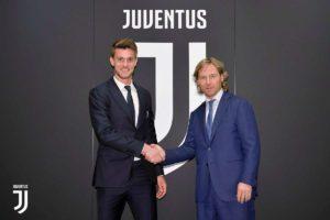 Le Milan AC cible un défenseur de la Juventus