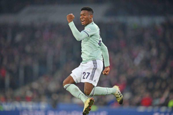Bayern Munich : Alaba poussé vers la sortie ?