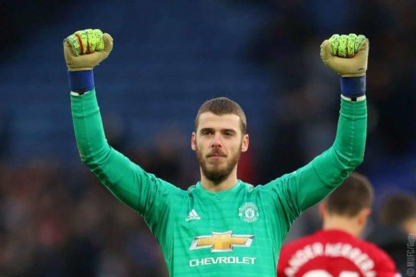 Manchester United : deux noms pour remplacer David De Gea