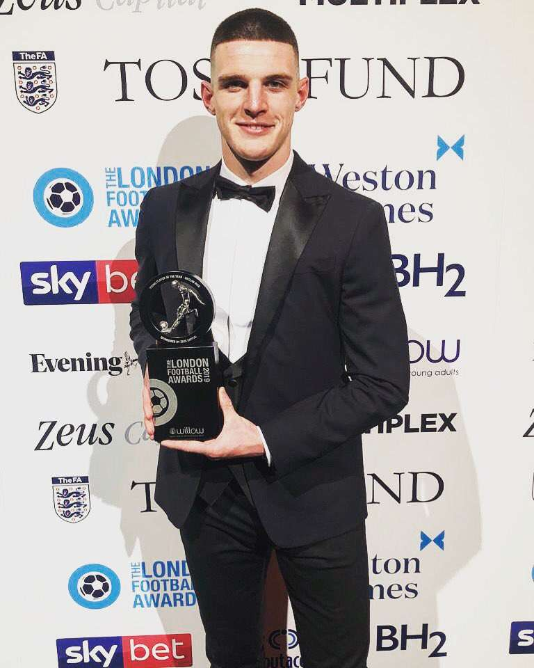 Les lauréats des London Football Awards 2019