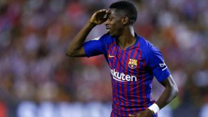 FC Barcelone : un cador européen prêt à faire une offre pour Ousmane Dembélé