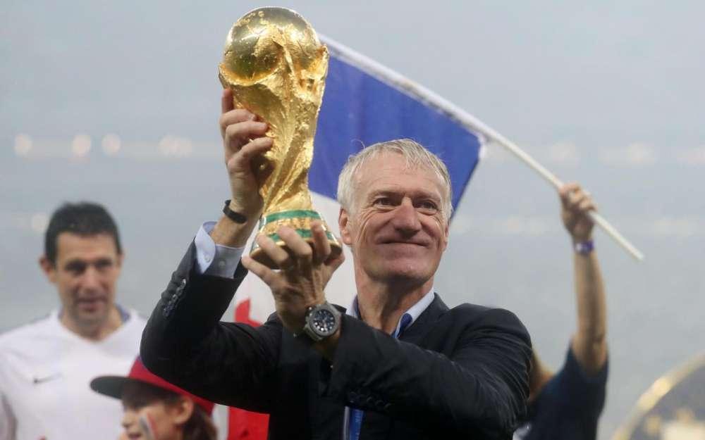Didier Deschamps voudrait emmener la France au mondial 2022
