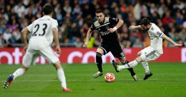 Manchester City cible le héro de Madrid-Ajax