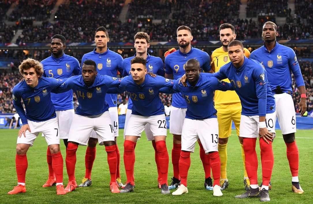 Équipe de France : les chiffres marquants contre l'Islande