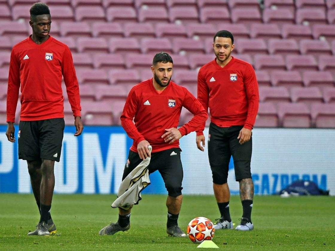 OL : le quatrième club sur Nabil Fekir est connu