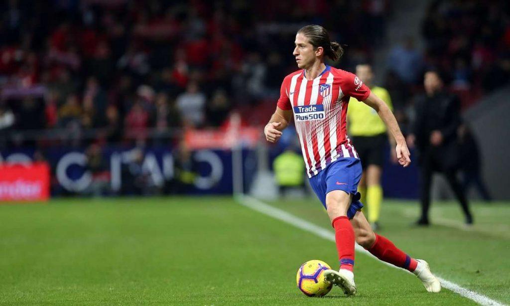 Atletico : Filipe Luis calme le jeu