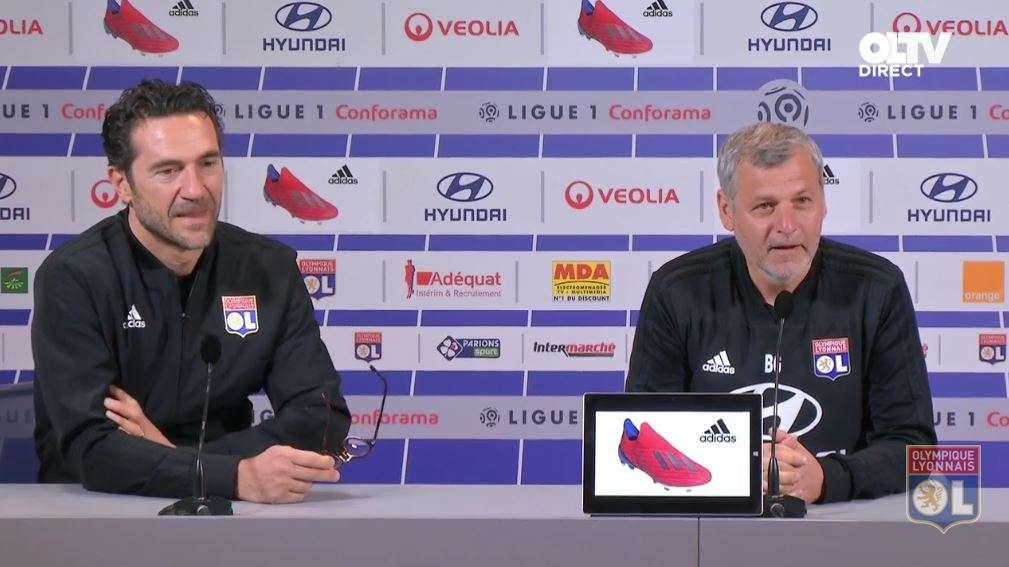 Bruno Genesio s'exprime sur son avenir et José Mourinho