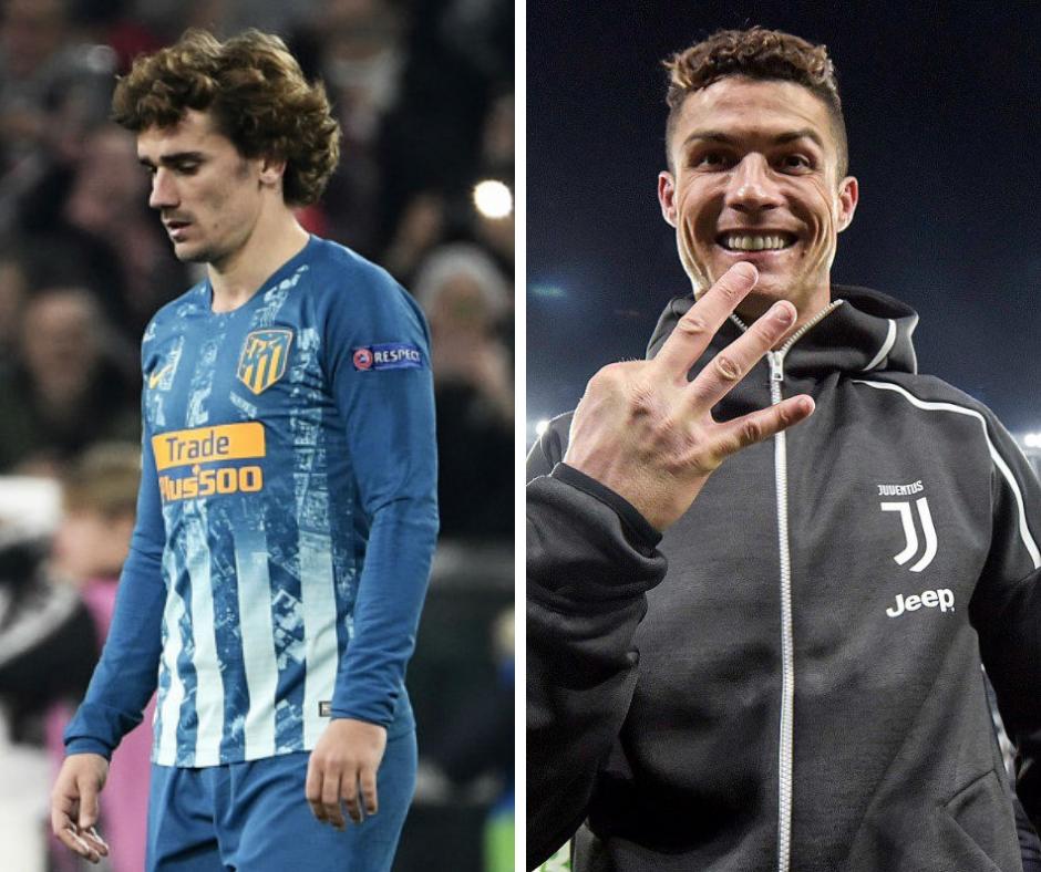 Les excuses de Griezmann, la sérénité de Ronaldo