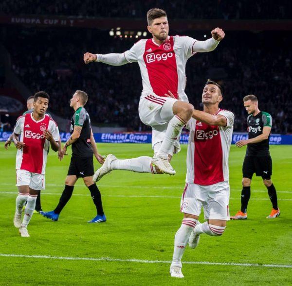 Officiel : l'Ajax annonce trois départs