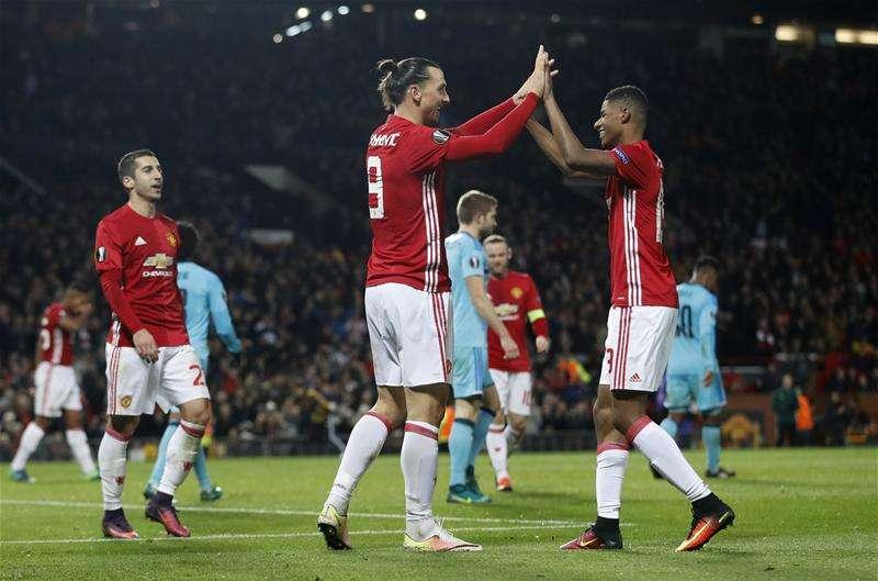 Ibrahimovic égratigne les légendes de Manchester United