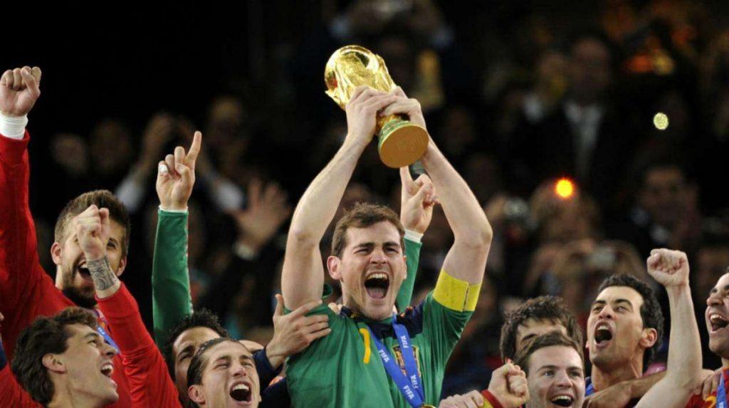 Espagne : Iker Casillas n'en a pas fini avec la Roja