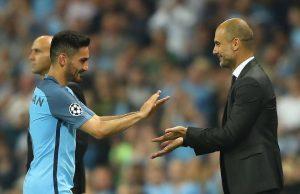 Manchester City : des pistes en Italie pour Gündogan