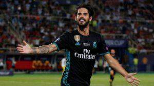 La Juventus ne lâche pas Isco