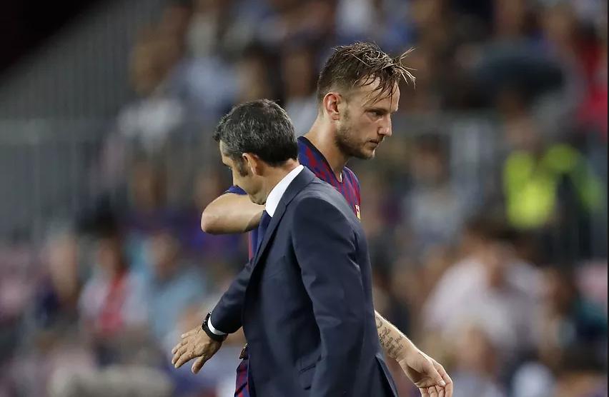 FC Barcelone : direction la Premier League pour Ivan Rakitic ?