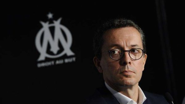 OM : Jacques-Henri Eyraud calme le jeu
