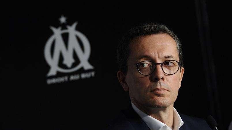 OM : Eyraud l'assure, le club n'est pas en crise