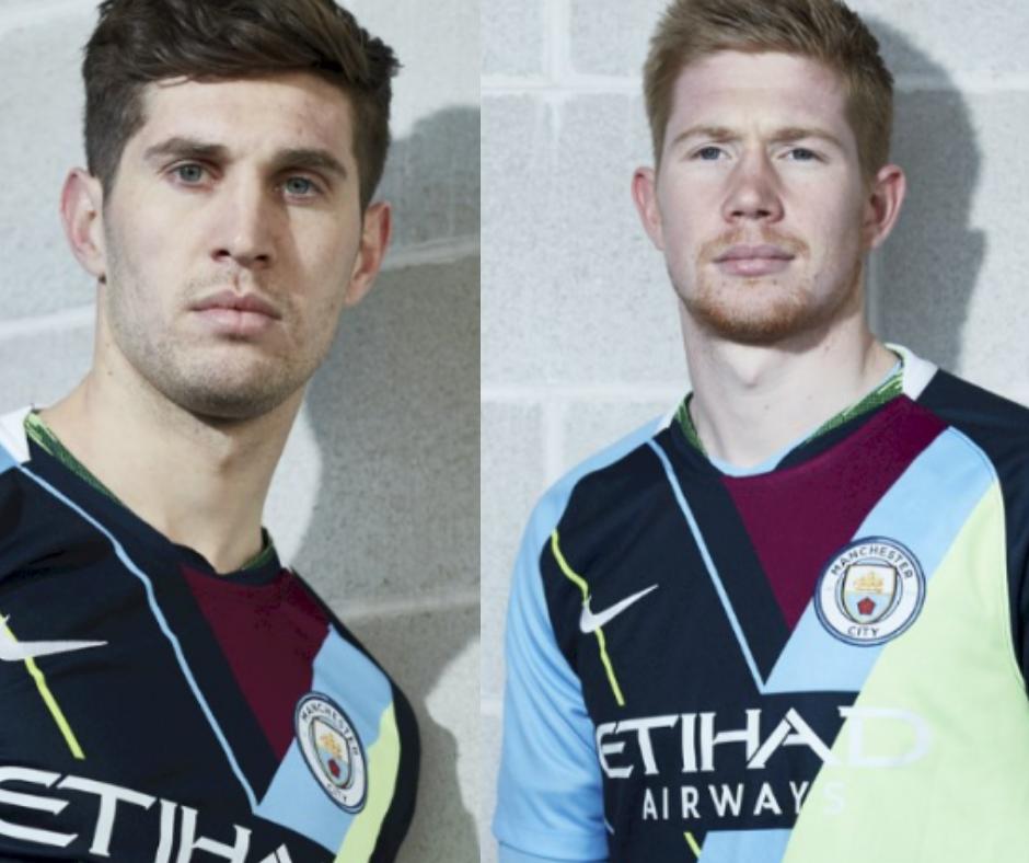 Manchester City : Nike dévoile un maillot spécial