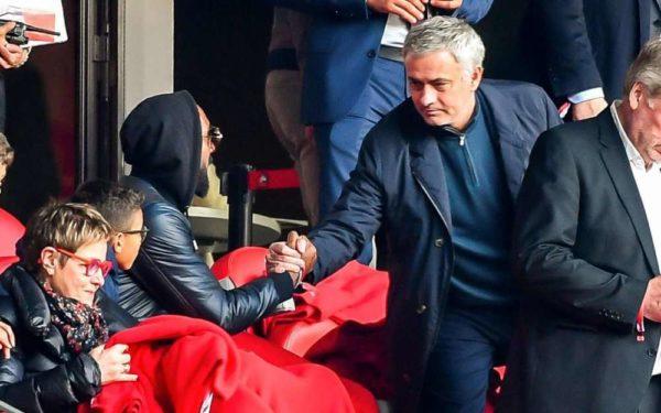 Mourinho pourrait rebondir en Ecosse