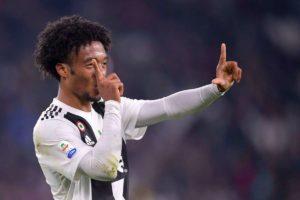 Juventus : ça serait fait pour Cuadrado