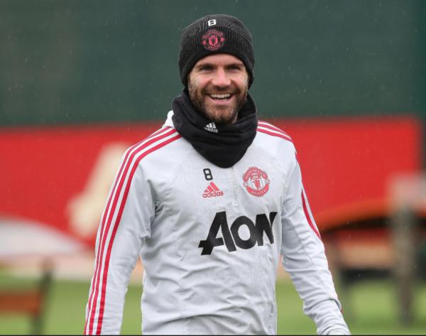 Man Utd : quand Juan Mata se paie Nemanja Matic