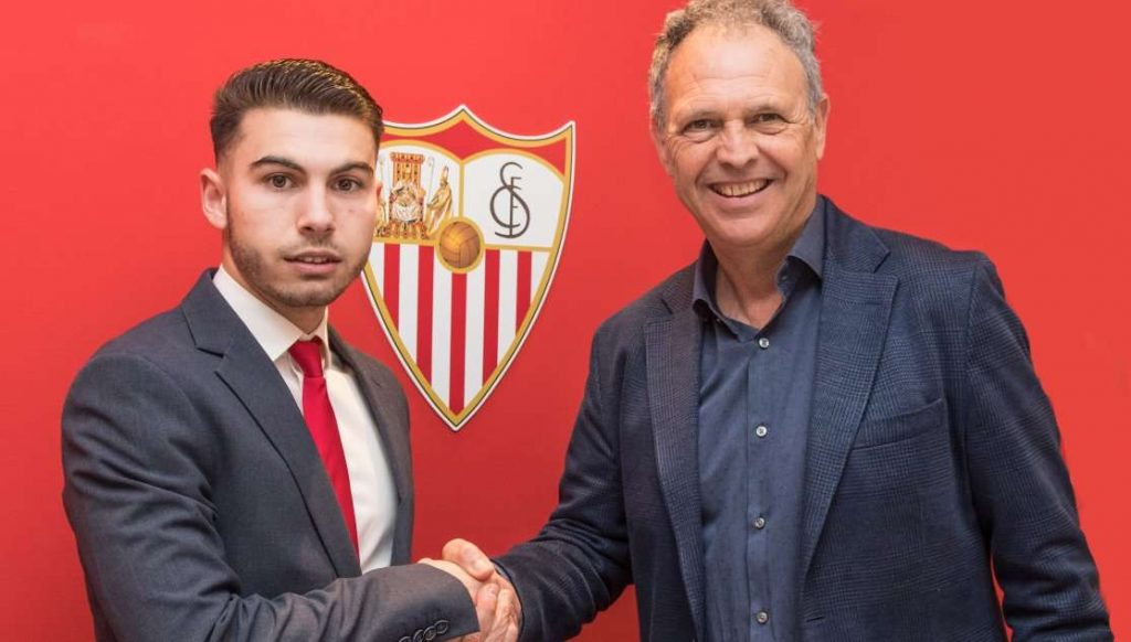 Officiel : Le FC Seville prolonge le prometteur Lara