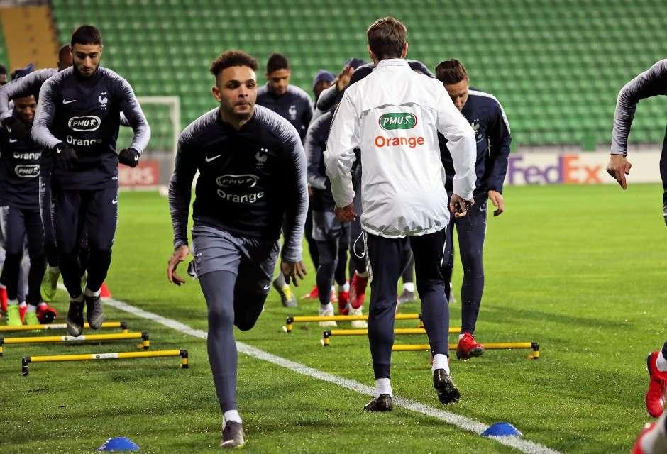 Équipe de France : Coman et Kurzawa auront leur chance