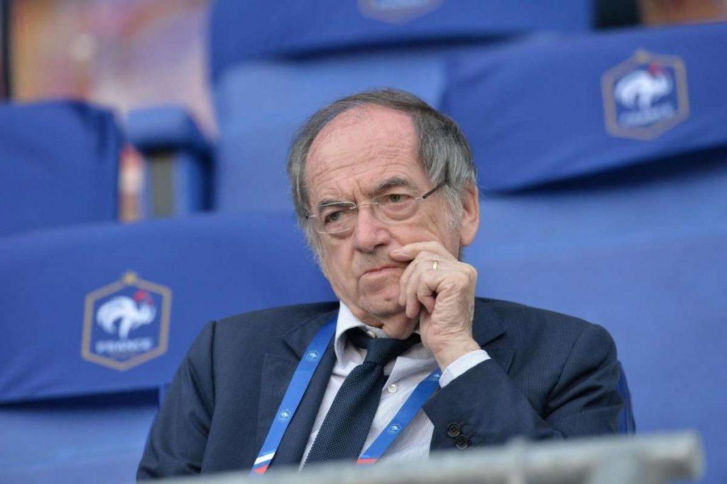 """Noël Le Graët : """"Didier Deschamps, c'est un miracle pour le foot français"""""""