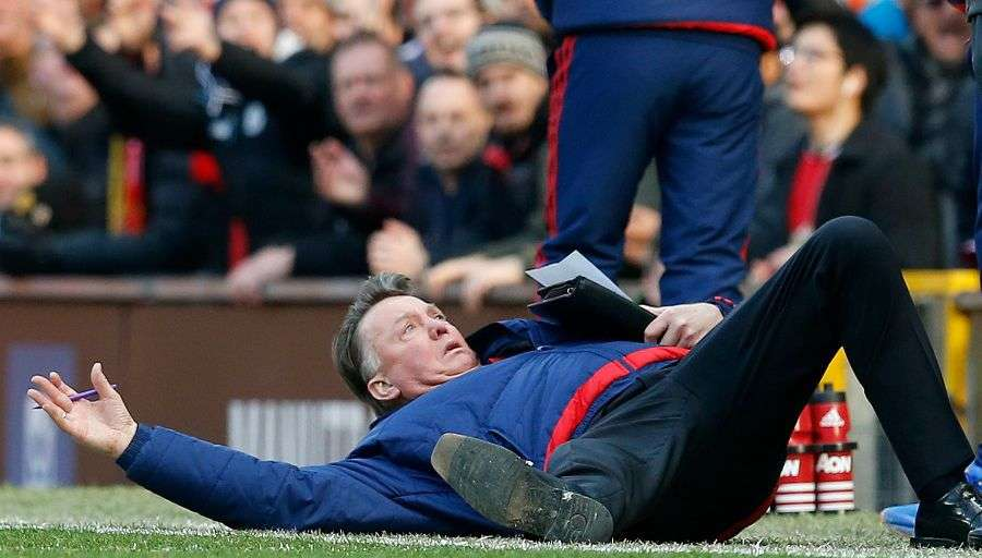 Louis van Gaal arrête sa carrière d'entraîneur !