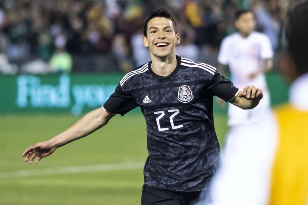 Hirving Lozano prêt à rejoindre un top club d'Europe