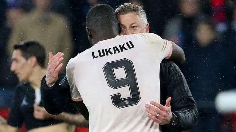 Romelu Lukaku revient sur son départ de Manchester United