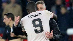Man Utd refuse une offre d'échange pour Lukaku