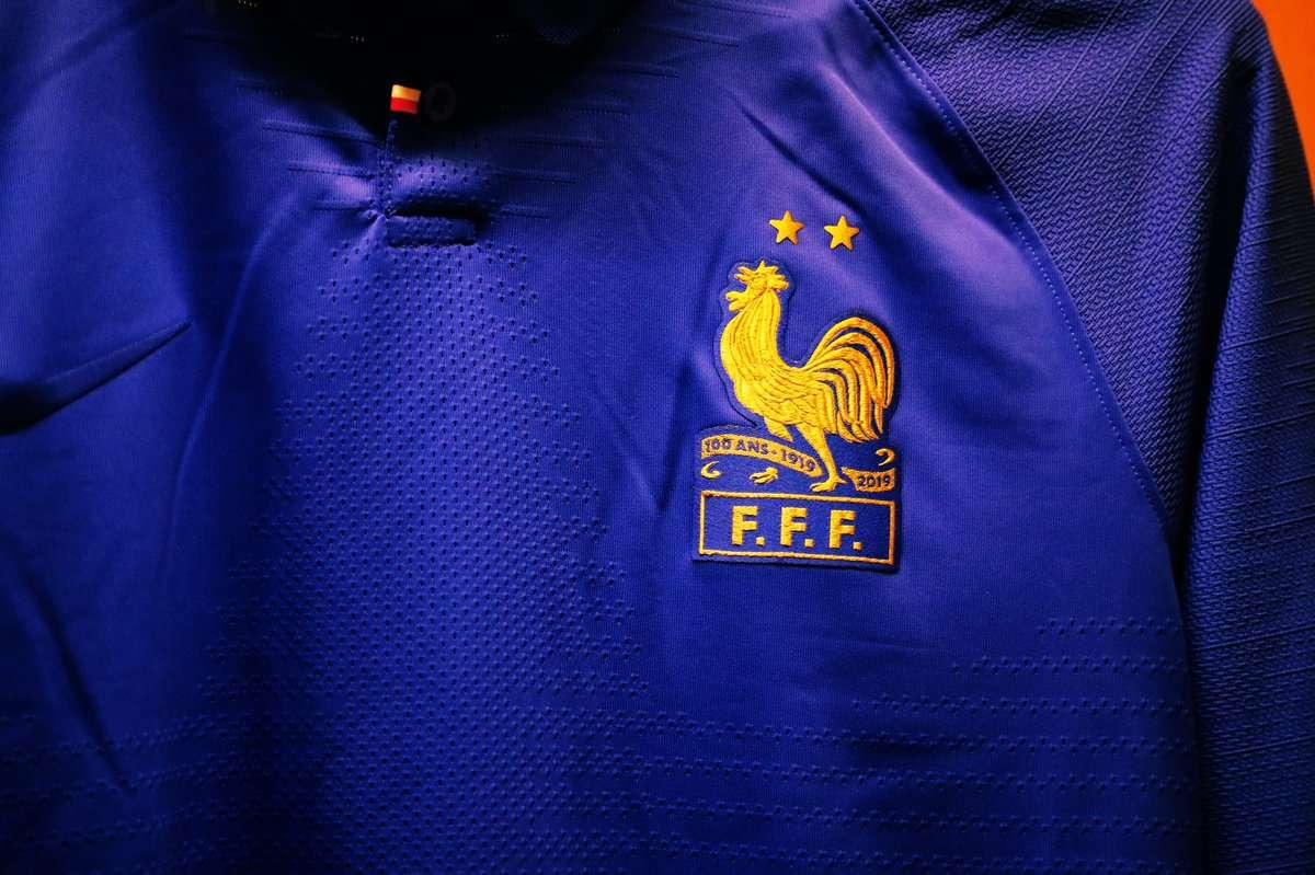 Equipe de France : le maillot du centenaire dévoilé