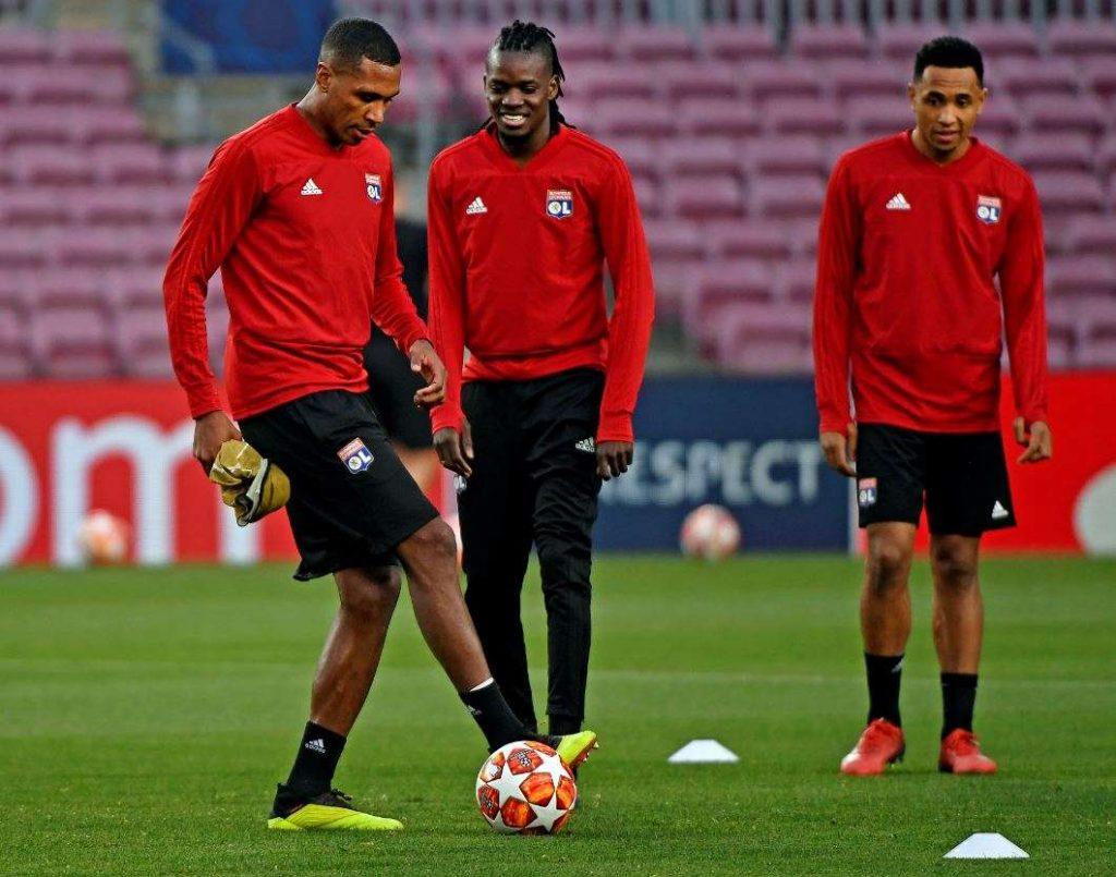 Lyon avec Fékir et Marcelo, Ousmane Dembélé sur le banc