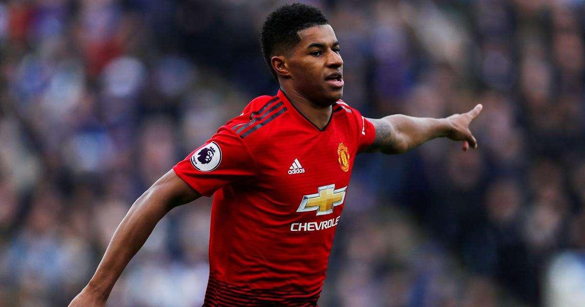 Manchester United : un duel madrilène pour Rashford ?