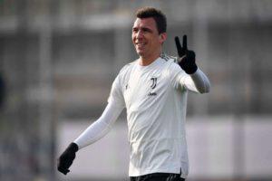 Juventus : un gros contrat en vue pour Mario Mandzukic ?