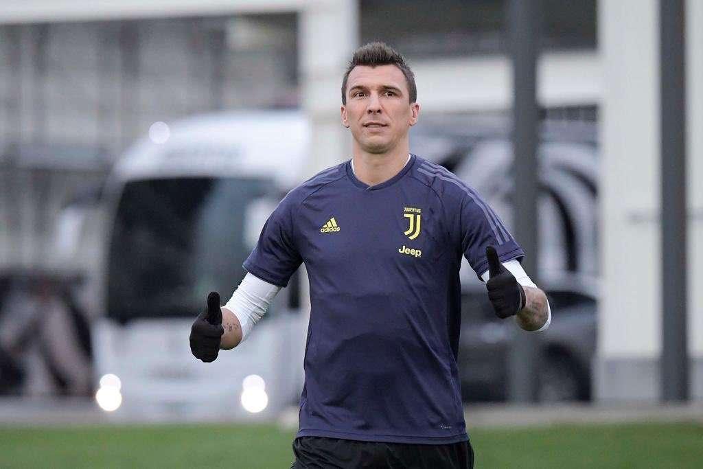 Juventus : le dossier Mario Mandzukic bientôt bouclé