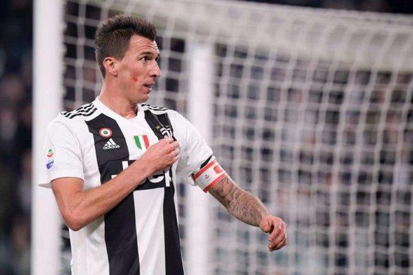 Juventus : Mario Mandzukic absent du groupe et en instance de départ