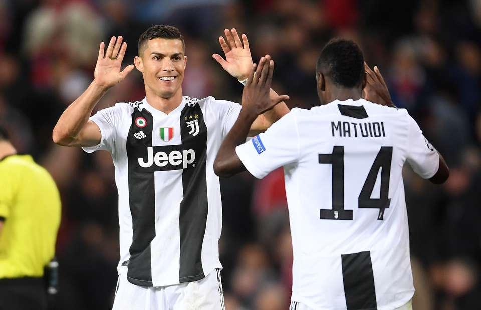 Matuidi parle de l'exemple Cristiano Ronaldo