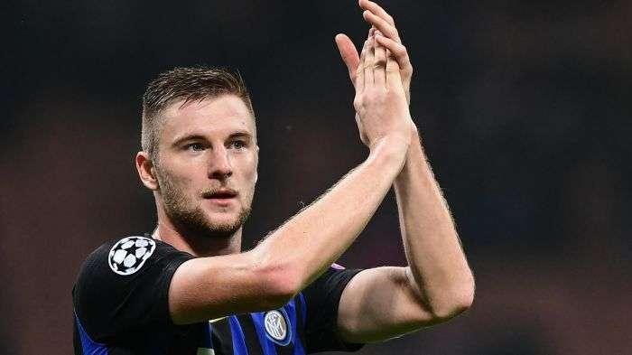 L'Inter veut vendre Milan Skriniar plus cher que Maguire